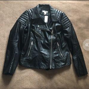 H&M Moto Jacket
